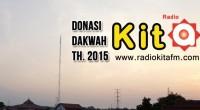 Bismillah, Assalaamu'alaykum Warohmatulloohi Wa Barokaatuh. Radio Kita FM Cirebon, saat ini melebarkan sayap Dakwah Salafiyah Ahlussunnah Wal Jama'ah melalui Frekuensi 94,3 MHz di Wilayah Kota, Kabupaten Cirebon, sebagian wilayah Indramayu, […]