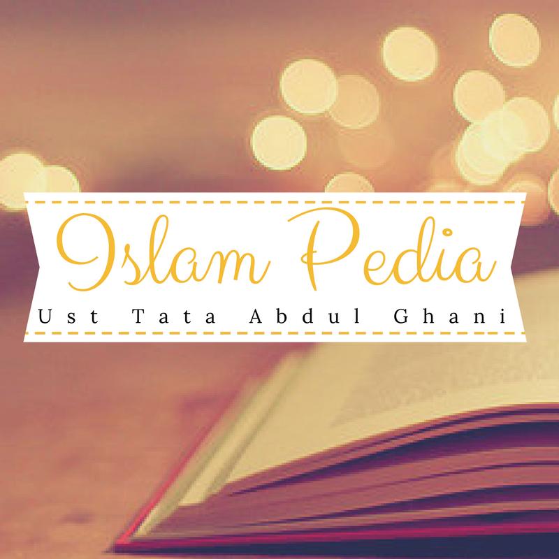 """Islam Pedia : """"Fiqih Adzan Subuh"""" – Ustadz Tata Abdul Ghani"""