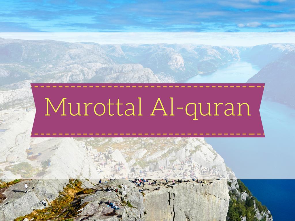 """Murottal Qori Indonesia- Surat """"Al-Ikhlas"""" Ustadz Abu Usamah, Lc"""