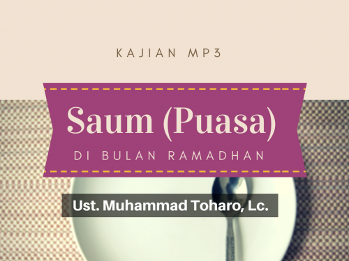 Saum (Puasa)