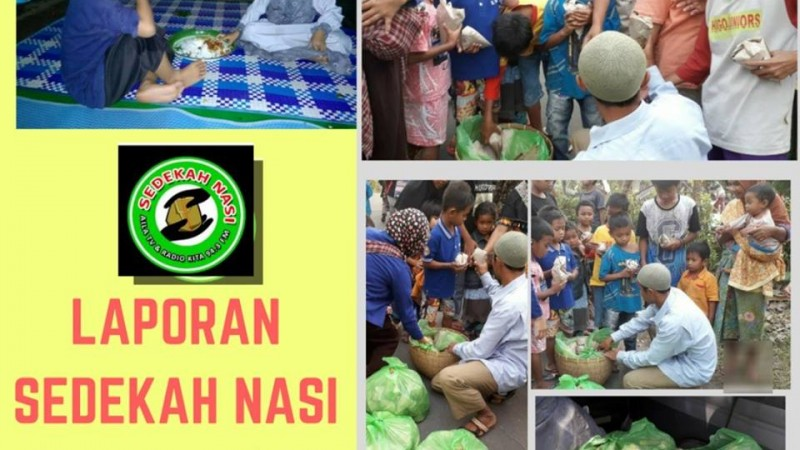 Program Free Food Friday (Sedekah Sehati Indonesia)