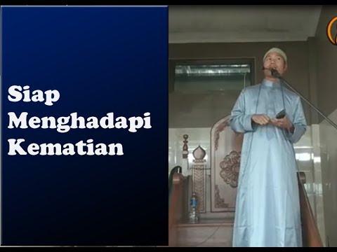Siap Menghadapi kematian Khutbah Jum'at Di Masjid Assunah Cirebon