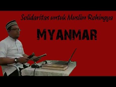Solidaritas Bersama Untuk Muslim Rohingya